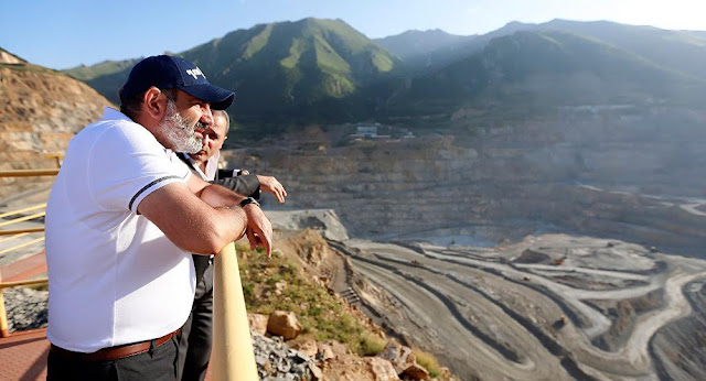 27 minas en Armenia son auditadas