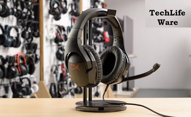 HyperX Cloud Stinger Gaming Headset for PC, Xbox One, PS4, Wii U, Nintendo Switch (HX-HSCS-BK/NA)
