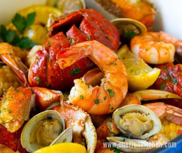 Delicious Seafood Boil Recipe