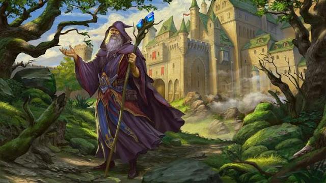 Trong thế giới tâm linh huyền bí có những loại phù thủy, pháp sư nào phổ biến?