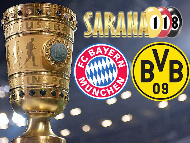 Prediksi Bola Munchen vs Dortmund  Kamis 21 Desember 2017