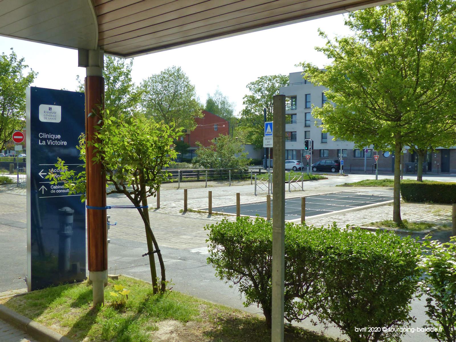 Clinique Victoire et Résidence City & Park, Tourcoing 2020