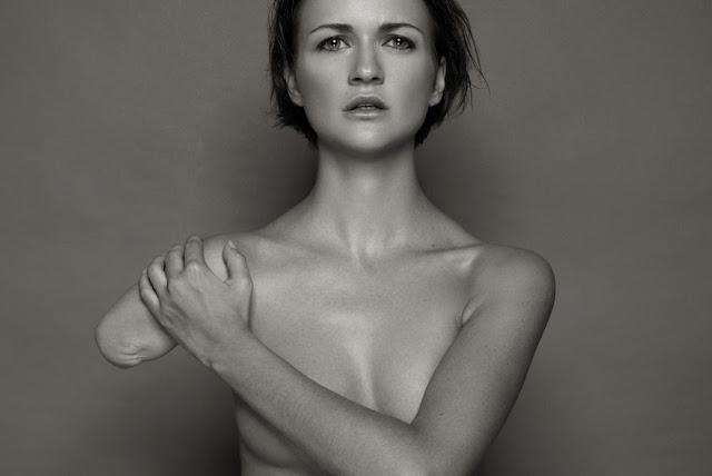 Disabled model Debbie Van Der Putten