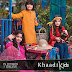 Latest Khaadi Kids Wear Fall/Winter Dresses Collection 2016-17