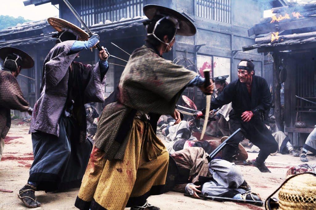 Mục tiêu là để lôi kéo cả đoàn đi vào chỗ bị phục kích. Nhóm phục kích này  do võ sư Shinzaemon Shimada cầm đầu mới tuyển dụng 11 hiệp sĩ samurai.
