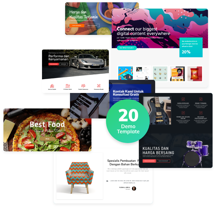 Theme Toko Online Untuk Wordpress