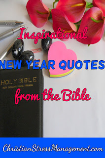 Inspirational New Year Quotes from the Bible