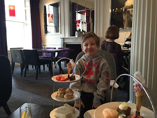 Blythswood Square Glasgow Little Darlings Afternoon Tea