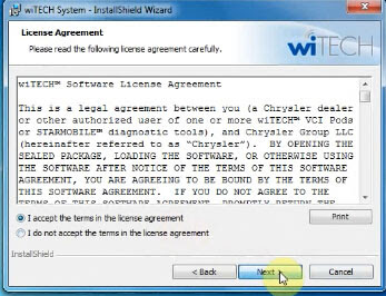 wiTech-17.04.27-install-8 How to set up wiTech MicroPod II V17.04.27 on Windows 7 Drivers Software