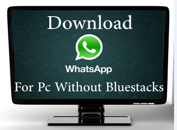 WhatsApp Now Has Official App For PC and Mac