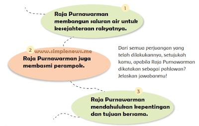 Apa yang dilakukan oleh Raja Purnawarman 123 www.simplenews.me