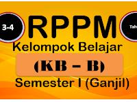Download RPPM Kelompok Belajar (KB)Usia 3-4 Tahun K-2013 Semester 1