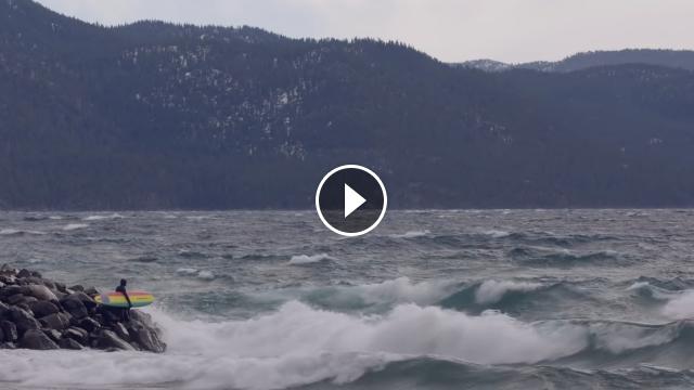 Weird Waves Season 3 Tahoe Surf VANS