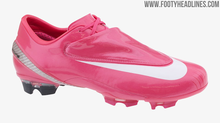 Pink Panther Leaked Nike To Release Pink Nike Mercurial