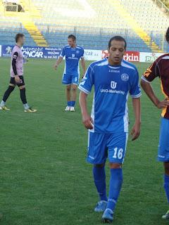 Advan Oliveira jogador brasileiro que atua na Croácia