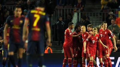 """زي النهاردة.. شاهد بايرن ميونخ يهزم برشلونة في """"كامب نو"""""""