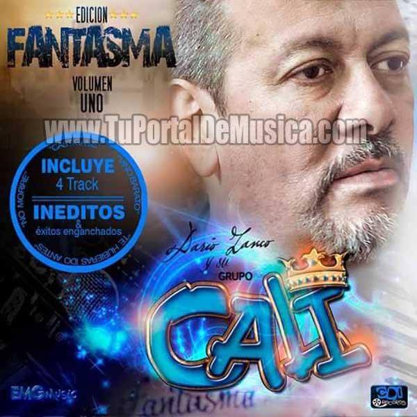 Grupo Cali - Edicion Fantasma  Vol. 1 (2016)