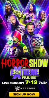 WWE The Horror Show Extreme Rules (2020) 720p 1GB HDTV || 7starHD