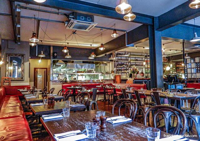 Onde comer em Liverpool: Hanover Street Social