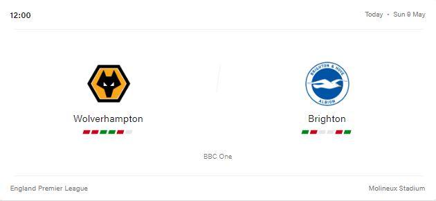 Wolverhampton vs Brighton Preview and Prediction 2021
