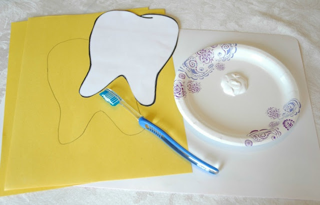 Doctor and Dentist Theme Home Preschool