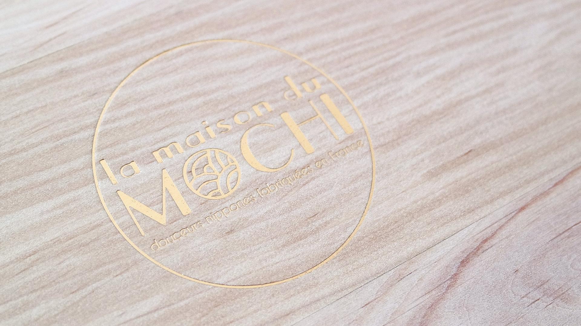 Logo de La Maison du Mochi