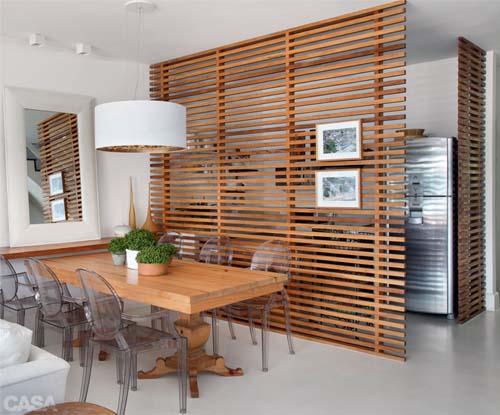 Come separare due ambienti garantendo l'adeguata illuminazione