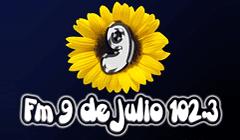 Radio 9 De Julio 102.3 FM