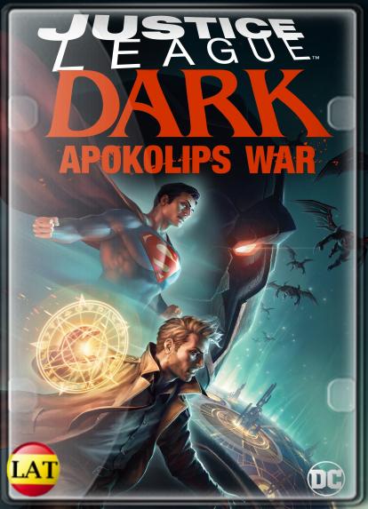 La Liga de la Justicia Oscura: Guerra Apokolips (2020) DVDRIP LATINO