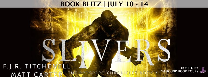 Slivers Book Blitz