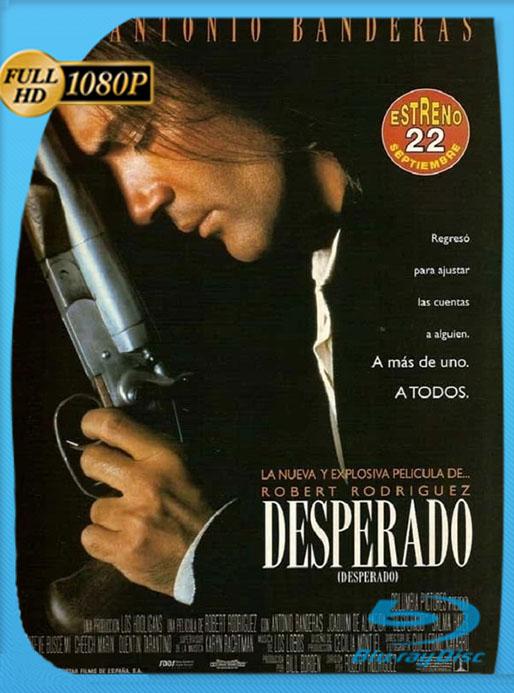 Desperado Pistolero 1995 1080p Latino [GoogleDrive] [tomyly]