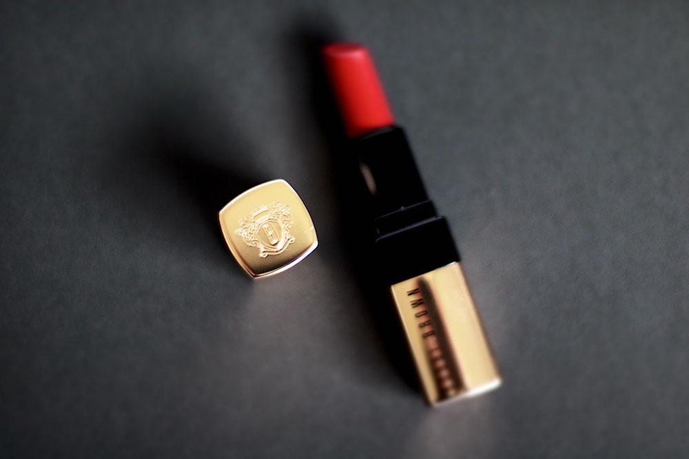 bobbi brown luxe lip color rouge à lèvres avis test swatch