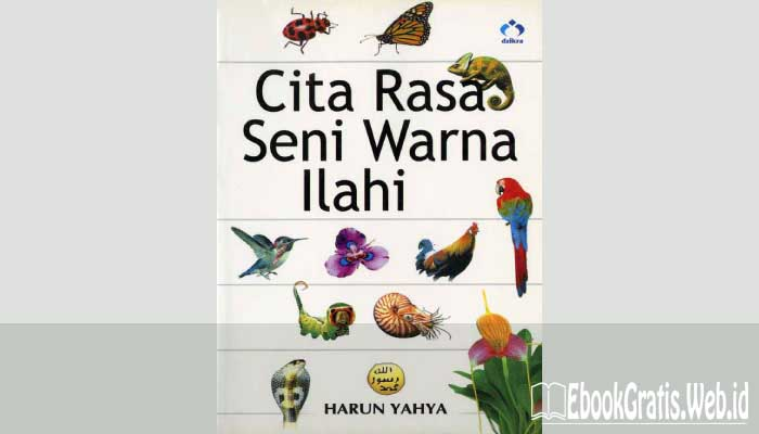 Ebook Cita Rasa Seni Warna Ilahi