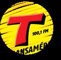 Rádio Transamérica FM 100,1 de Vitória da Conquista - Bahia