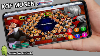 The King Of Fighters 2002 Unlimited Match Game Android
