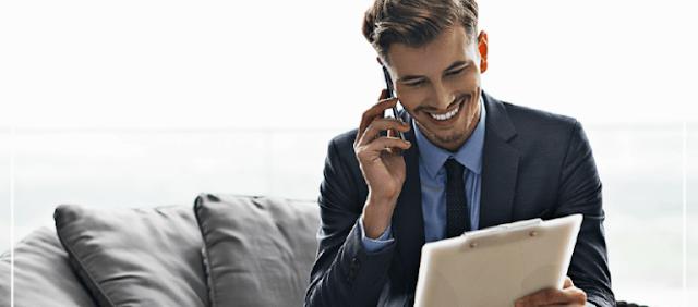Entre em contato com seus potenciais clientes