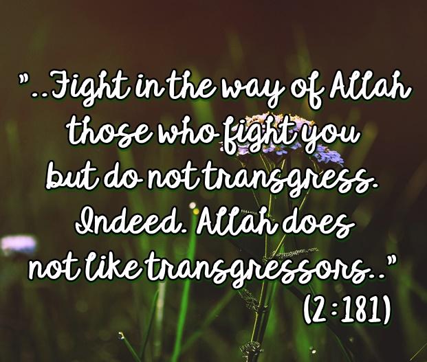 Allah-Islam-2:11-muslim-fight-