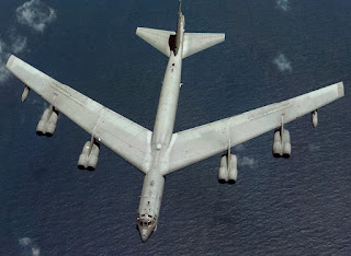 Pesawat Bomber B-52 Amerika Serikat