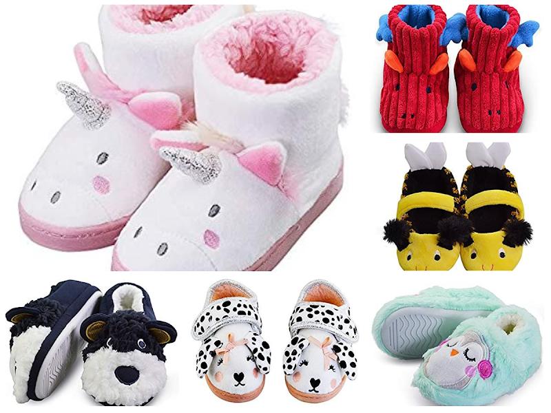 60%off  Girls animal slippers-1-531