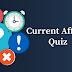 Current Affairs Quiz: 9 February 2018