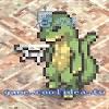 蜥蜴人-弓