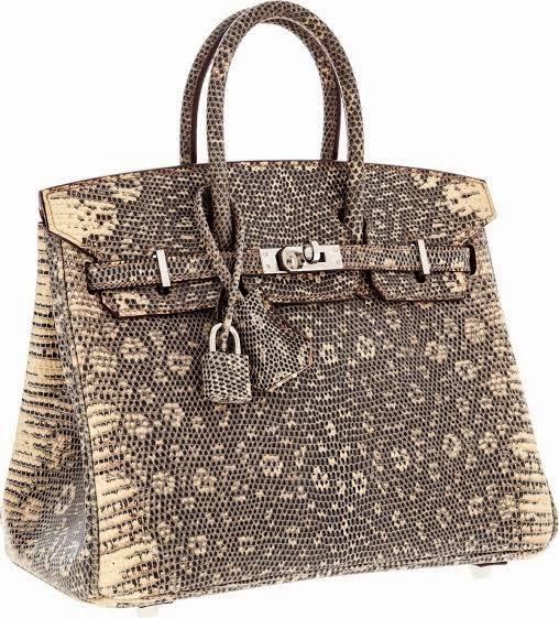 Hermes Limited Kelly Bag Lizard Jpg Pochette Violet Ruthenium