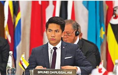Biodata Penuh Pengiran Muda Abdul Mateen Putera Kacak Brunei