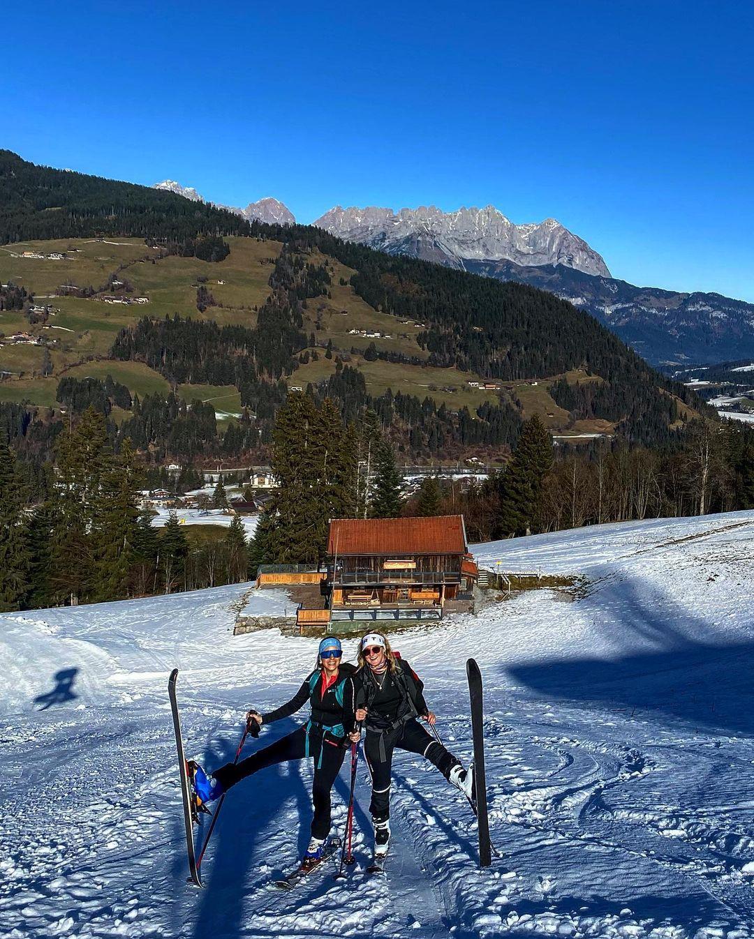 Hotel Mewah Kitzbuher Alpen Liburan Musim Salju