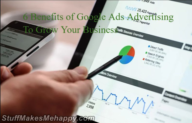 6 Benefits of Google Ads Advertising To Grow Your Business