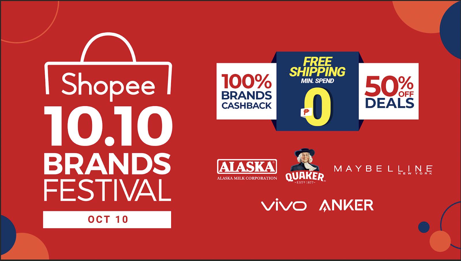 Shopee 10 10 Brands Festival Mermaid In Stilettos
