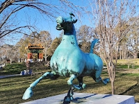 Chinese Gardens Sculpture | Yarralumla