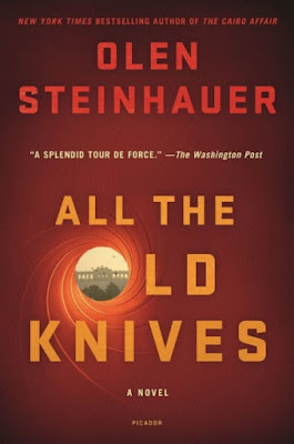 All the Old Knives by Olen Steinhauer - book cover