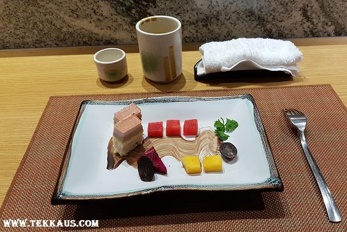 Miyabi Sheraton PJ Omakase Dessert