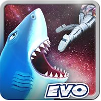Hungry Shark Evolution v4.1.0 [Mega Mod]